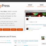 BuddyPressで子テーマを作る方法