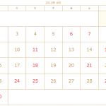 [Google Calendar Events] イベントの内容に応じて数字の色を変えてみた