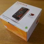 SIMフリー Xperia activeをスペインから購入(個人輸入)してみたよ