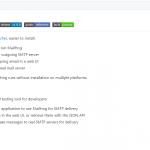WordPress 日本語版と Mailhog を組み合わせた時の文字化け対策